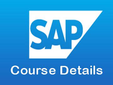 SAP-Course-Details