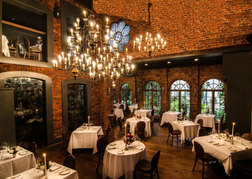 romantic restaurant singapore