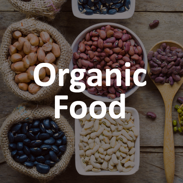 organic when it comes to food products
