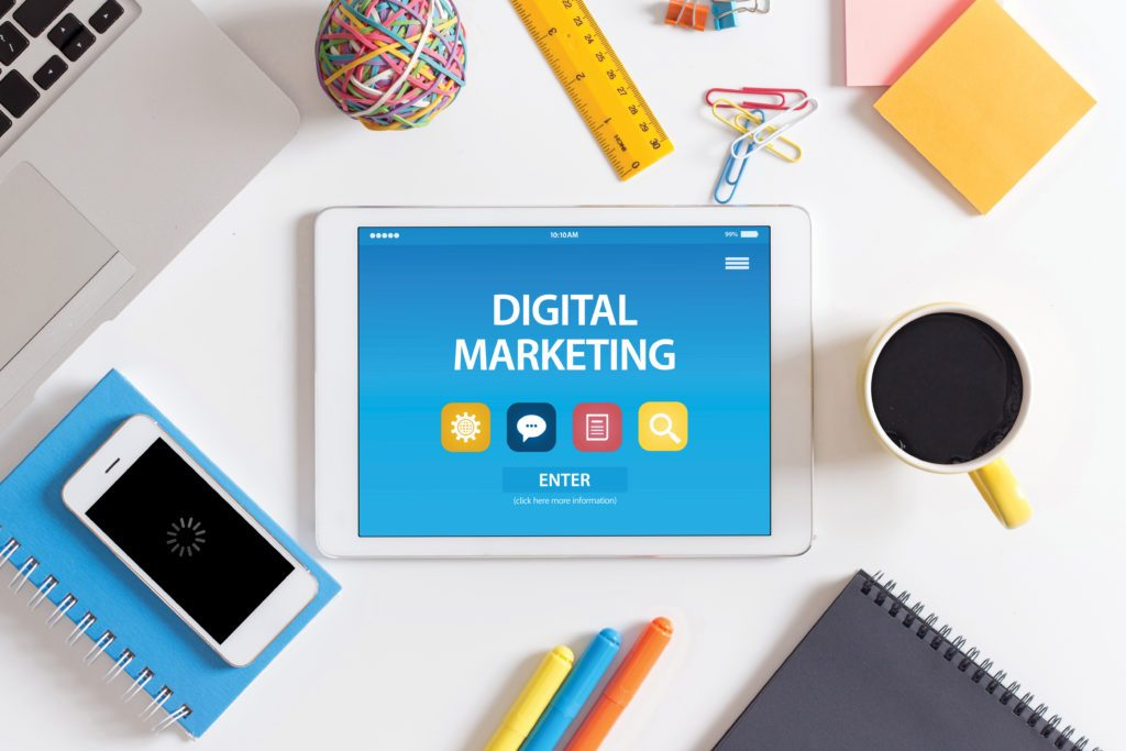 digital marketing administrations