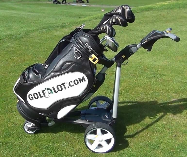 Electric Golf Trolleys