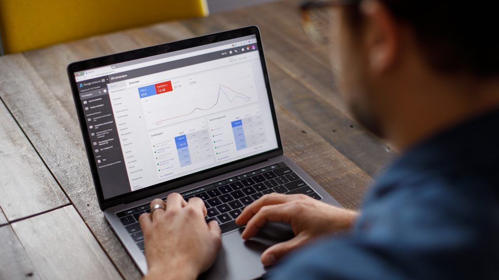 adwords on your website
