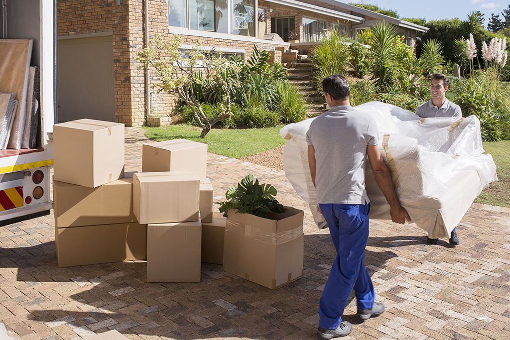 moving arranging